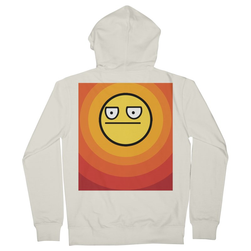 Sunwaves - Not Amused Women's Zip-Up Hoody by My Shirty Life