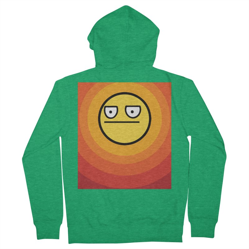 Sunwaves - Not Amused Men's Zip-Up Hoody by My Shirty Life