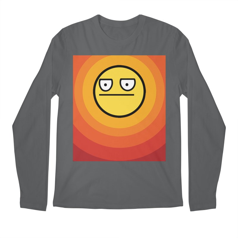 Sunwaves - Not Amused Men's Longsleeve T-Shirt by My Shirty Life