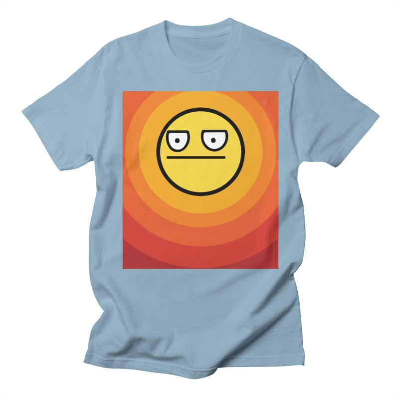 Sunwaves - Not Amused Men's T-Shirt by My Shirty Life