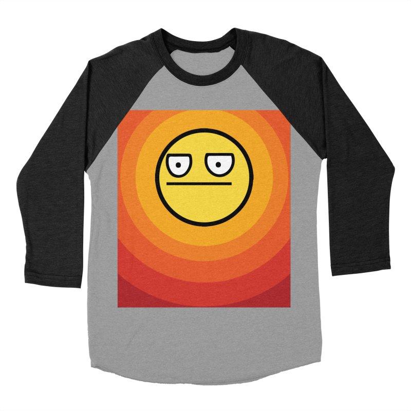 Sunwaves - Not Amused Women's Baseball Triblend T-Shirt by My Shirty Life