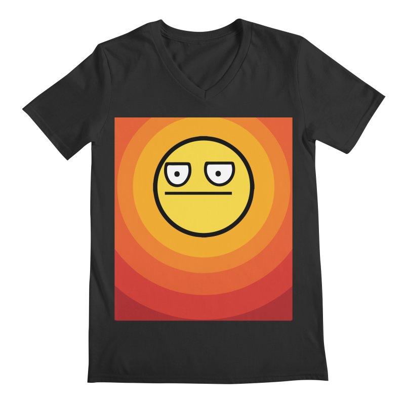 Sunwaves - Not Amused Men's V-Neck by My Shirty Life