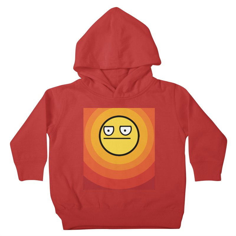 Sunwaves - Not Amused Kids Toddler Pullover Hoody by My Shirty Life