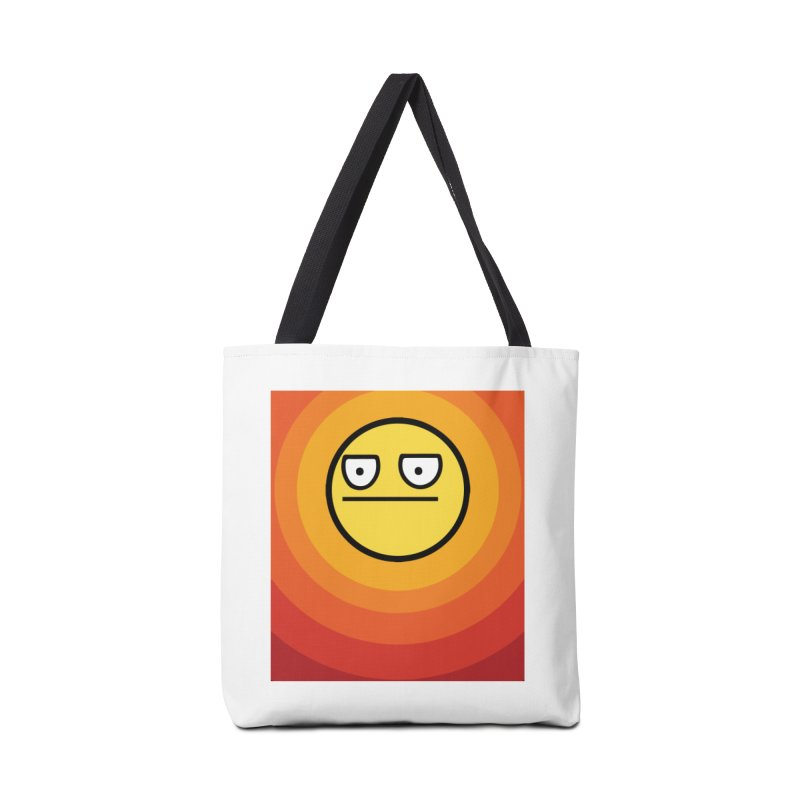 Sunwaves - Not Amused Accessories Bag by My Shirty Life