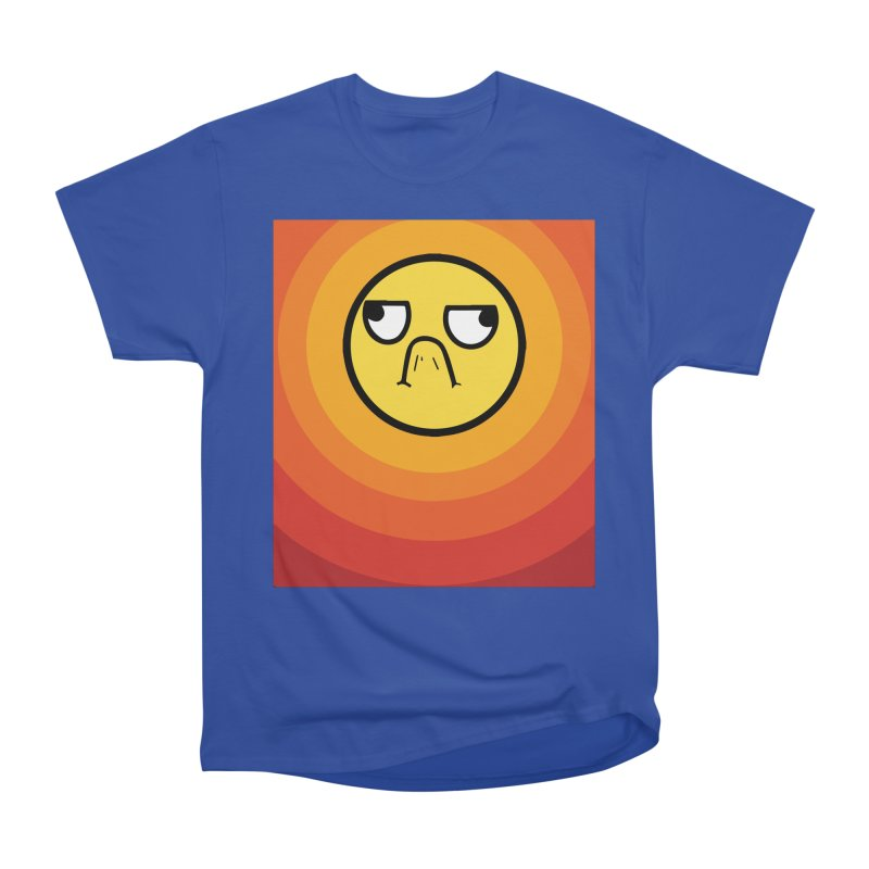 Sunwaves - Grumpy Men's Classic T-Shirt by My Shirty Life