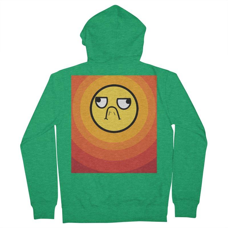 Sunwaves - Grumpy Men's Zip-Up Hoody by My Shirty Life