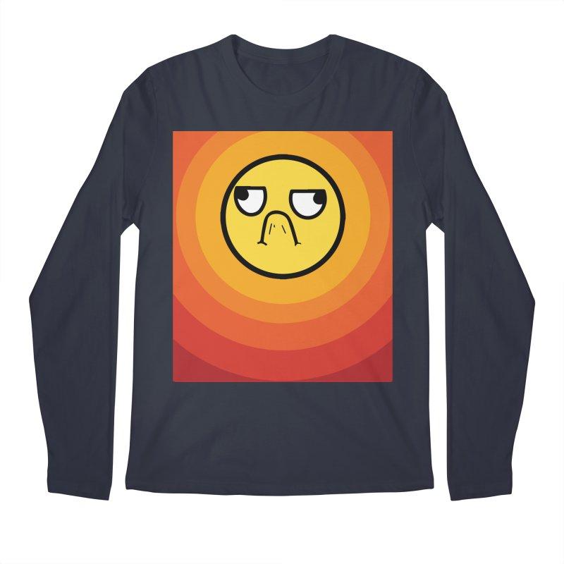Sunwaves - Grumpy Men's Longsleeve T-Shirt by My Shirty Life