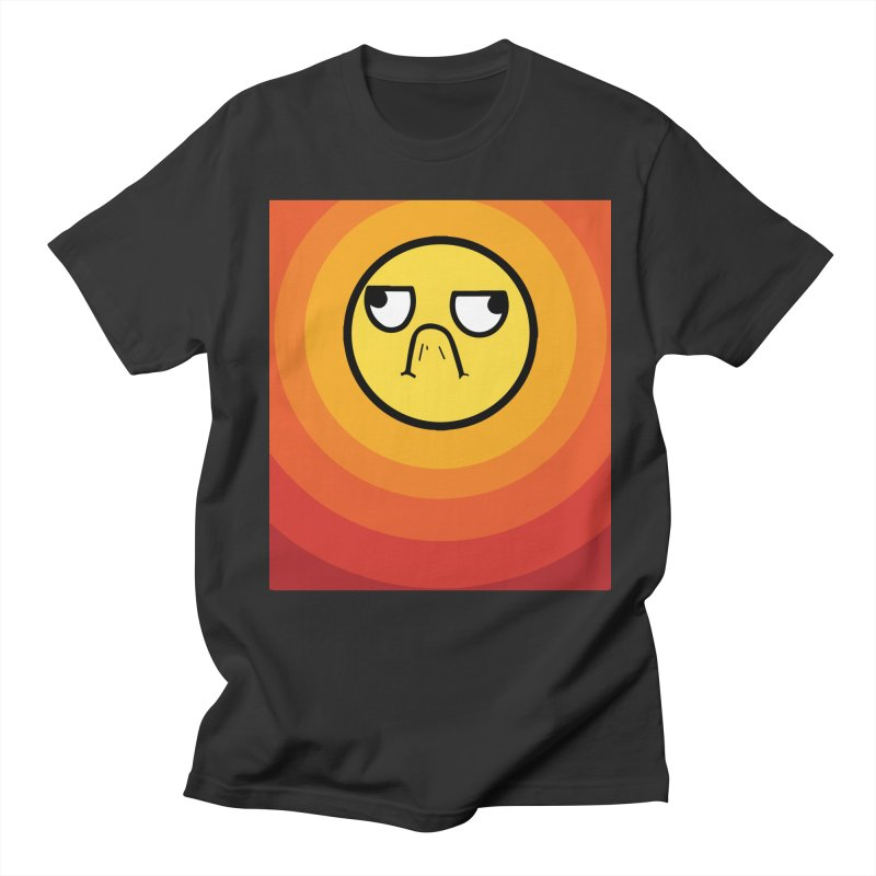 Sunwaves - Grumpy Men's T-Shirt by My Shirty Life