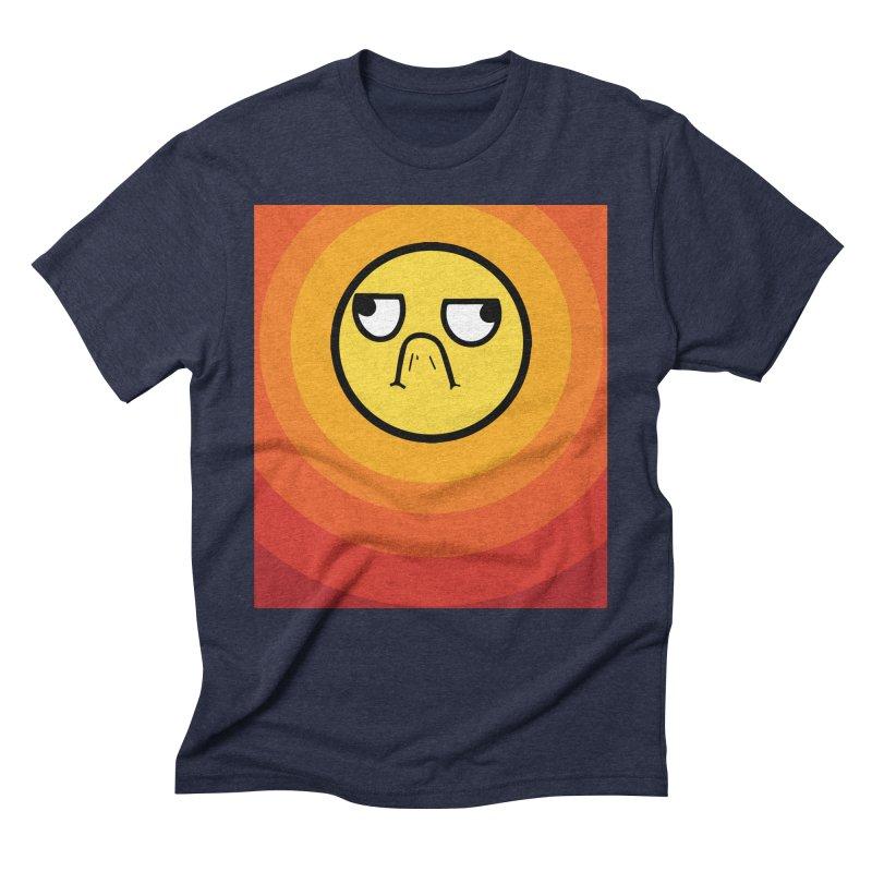 Sunwaves - Grumpy Men's Triblend T-Shirt by My Shirty Life