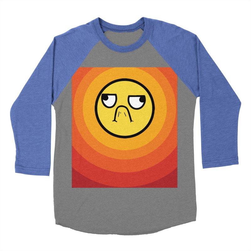 Sunwaves - Grumpy Women's Baseball Triblend T-Shirt by My Shirty Life