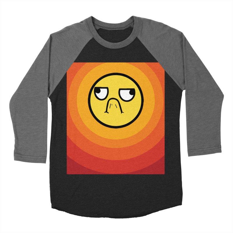 Sunwaves - Grumpy Men's Baseball Triblend T-Shirt by My Shirty Life