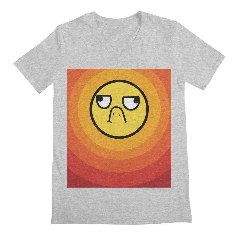 Sunwaves - Grumpy Men's V-Neck by My Shirty Life