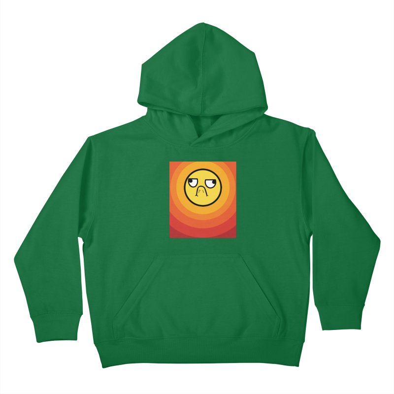 Sunwaves - Grumpy Kids Pullover Hoody by My Shirty Life