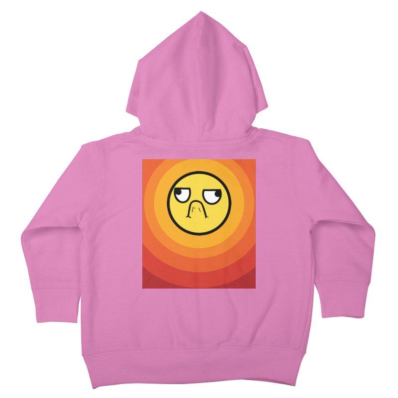 Sunwaves - Grumpy Kids Toddler Zip-Up Hoody by My Shirty Life