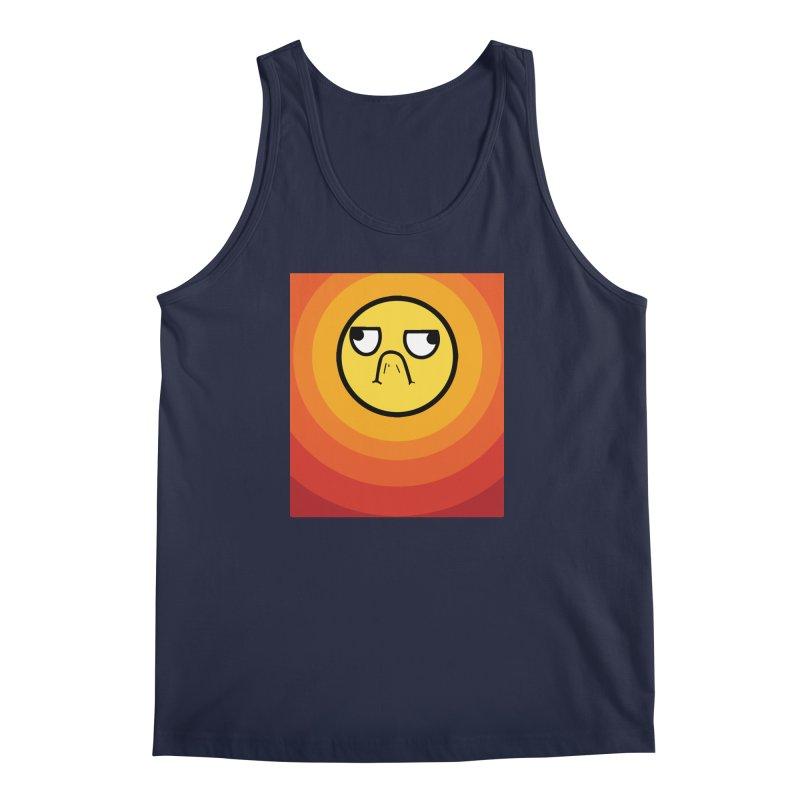 Sunwaves - Grumpy Men's Tank by My Shirty Life