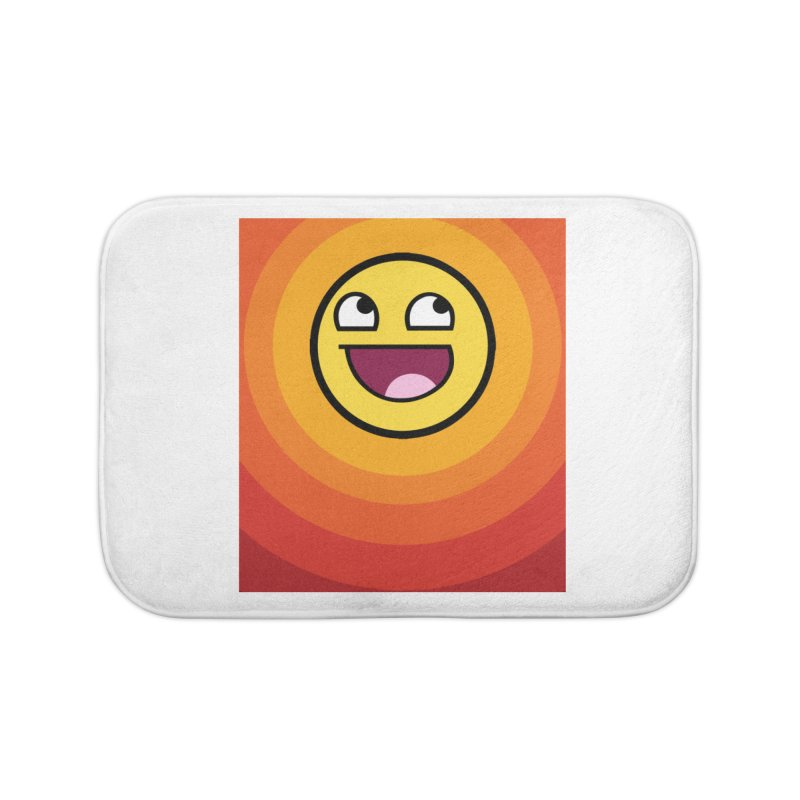 Sunwaves - Awesome Home Bath Mat by My Shirty Life