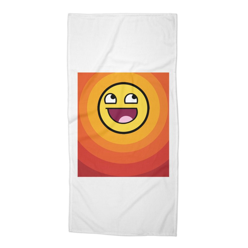 Sunwaves - Awesome Accessories Beach Towel by My Shirty Life