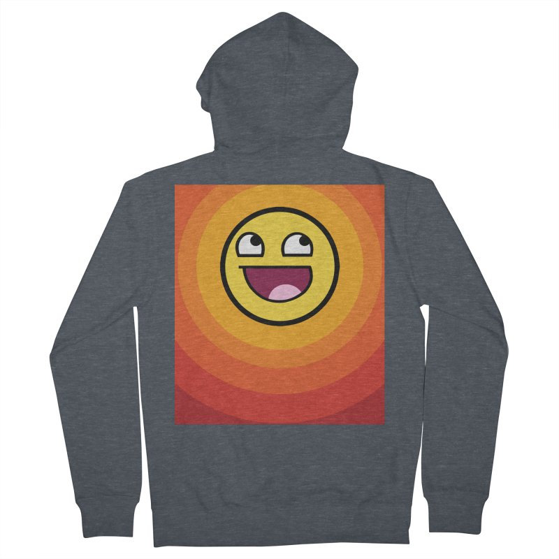 Sunwaves - Awesome Men's Zip-Up Hoody by My Shirty Life