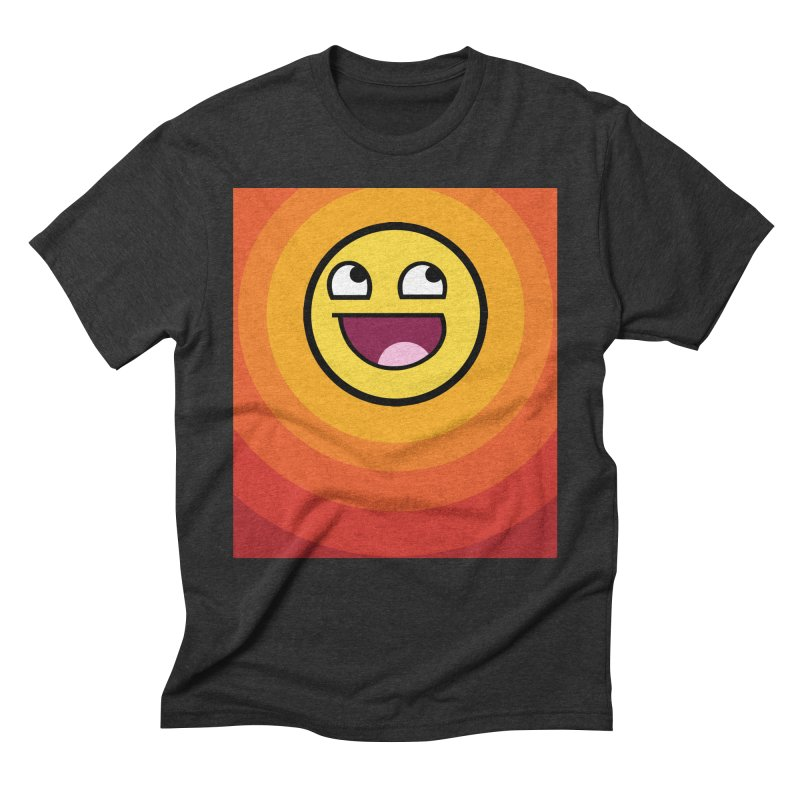Sunwaves - Awesome Men's Triblend T-Shirt by My Shirty Life
