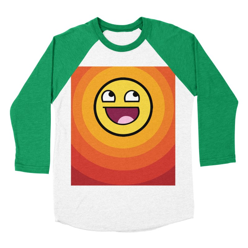 Sunwaves - Awesome Men's Baseball Triblend T-Shirt by My Shirty Life