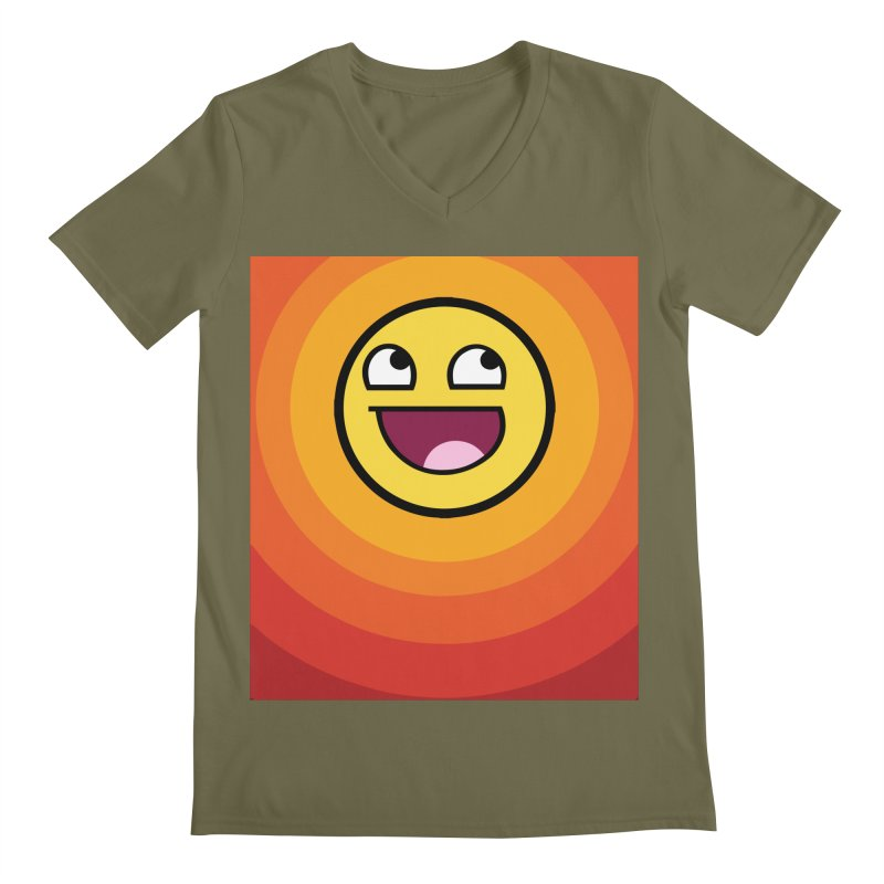 Sunwaves - Awesome Men's V-Neck by My Shirty Life