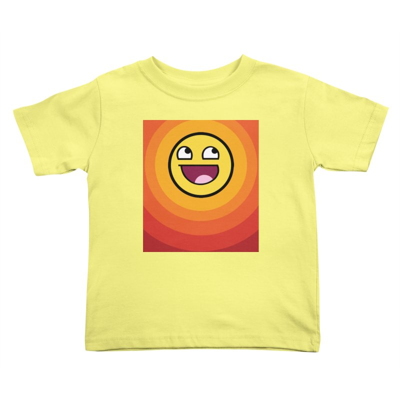 Sunwaves - Awesome Kids Toddler T-Shirt by My Shirty Life