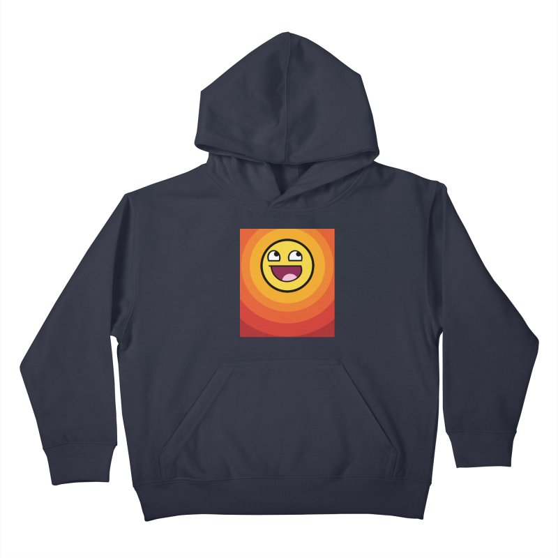 Sunwaves - Awesome Kids Pullover Hoody by My Shirty Life