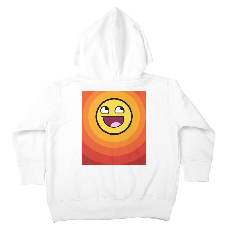 Sunwaves - Awesome Kids Toddler Zip-Up Hoody by My Shirty Life