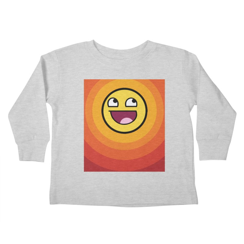 Sunwaves - Awesome Kids Toddler Longsleeve T-Shirt by My Shirty Life
