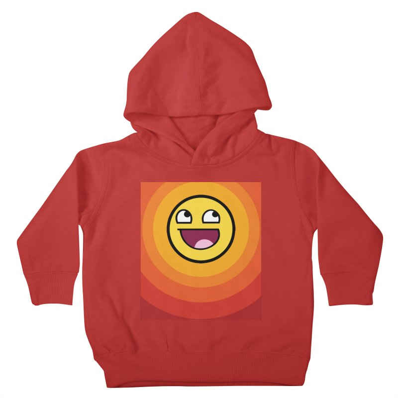 Sunwaves - Awesome Kids Toddler Pullover Hoody by My Shirty Life