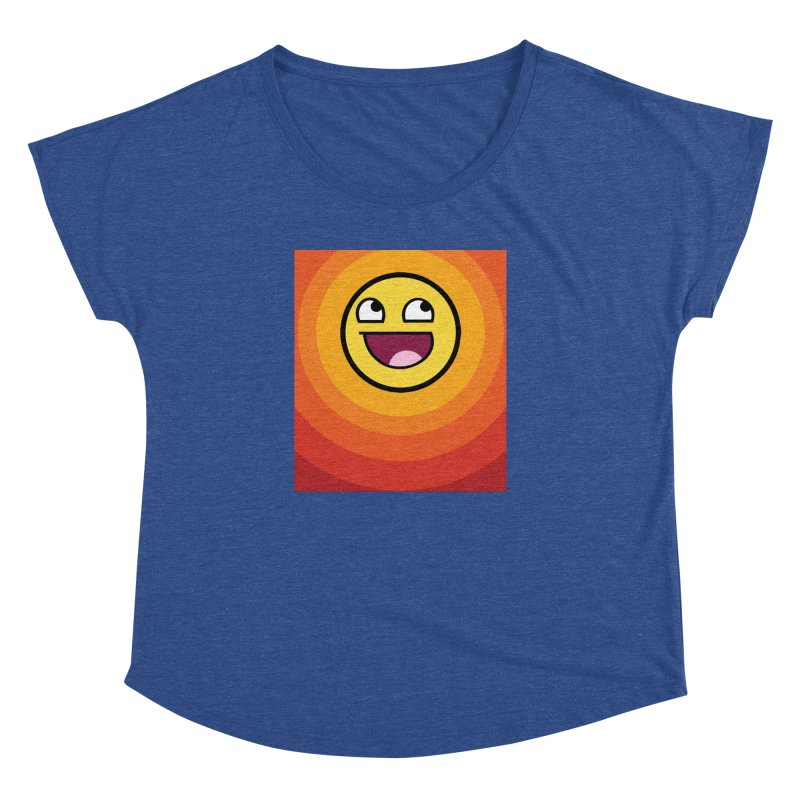 Sunwaves - Awesome Women's Dolman by My Shirty Life