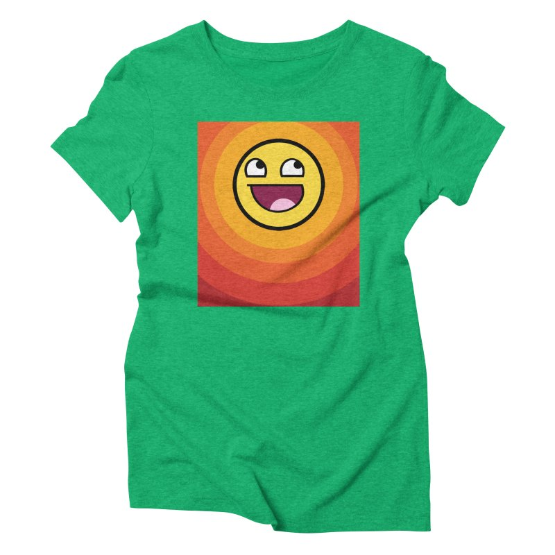 Sunwaves - Awesome Women's Triblend T-Shirt by My Shirty Life