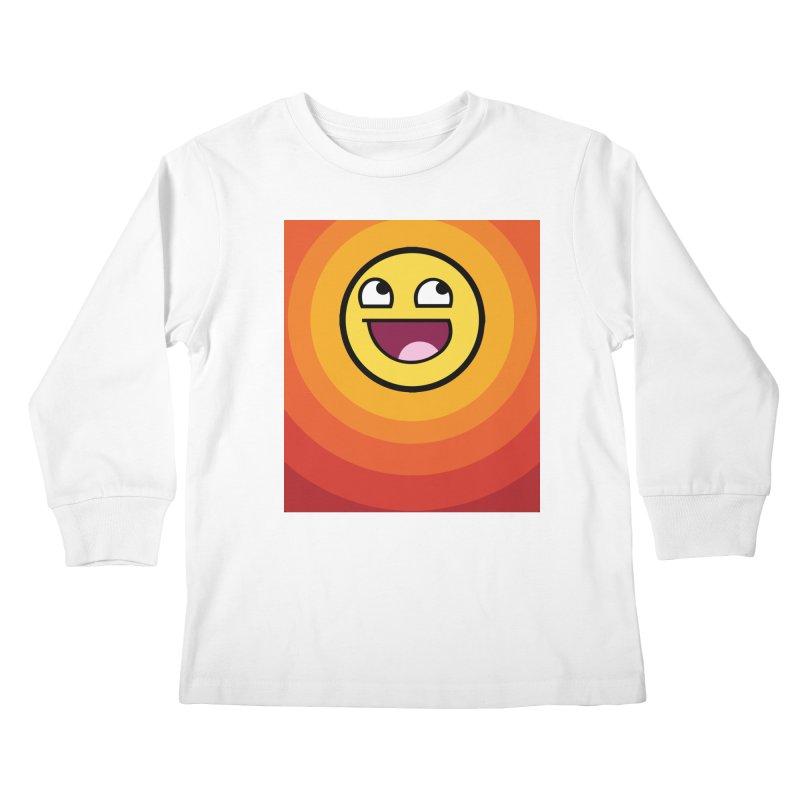 Sunwaves - Awesome Kids Longsleeve T-Shirt by My Shirty Life