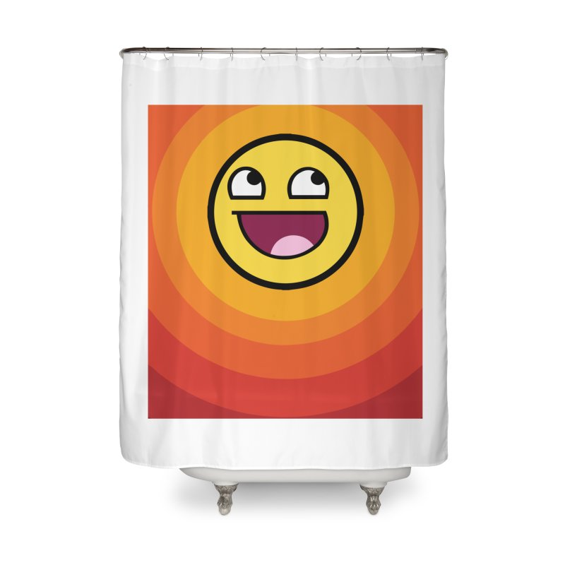 Sunwaves - Awesome Home Shower Curtain by My Shirty Life