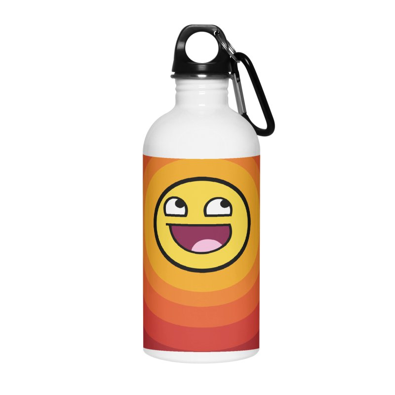 Sunwaves - Awesome Accessories Water Bottle by My Shirty Life