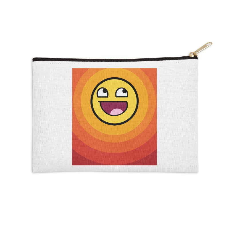 Sunwaves - Awesome Accessories Zip Pouch by My Shirty Life