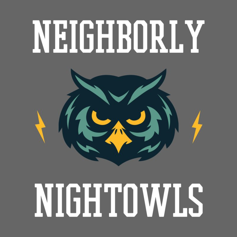 Neighborly Nightowls Accessories Phone Case by My Shirty Life