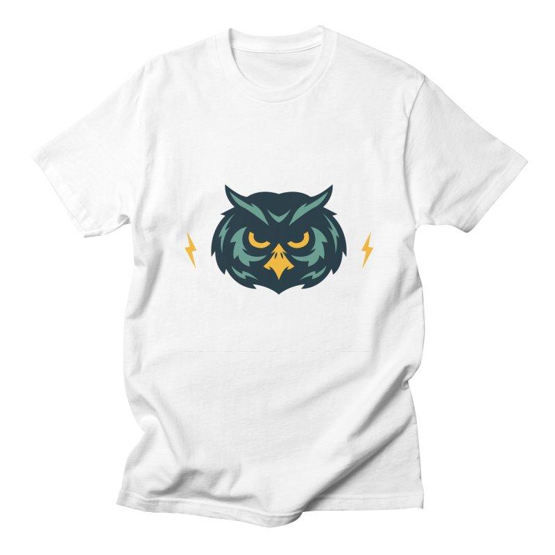 Neighborly Nightowls Men's Regular T-Shirt by My Shirty Life