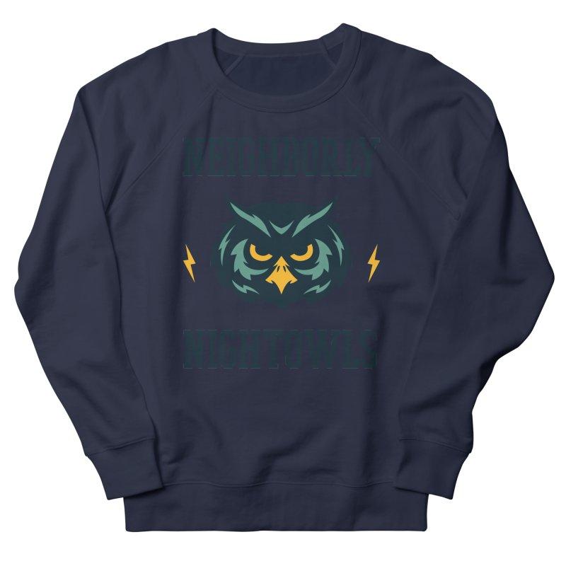Neighborly Nightowls Men's Sweatshirt by My Shirty Life