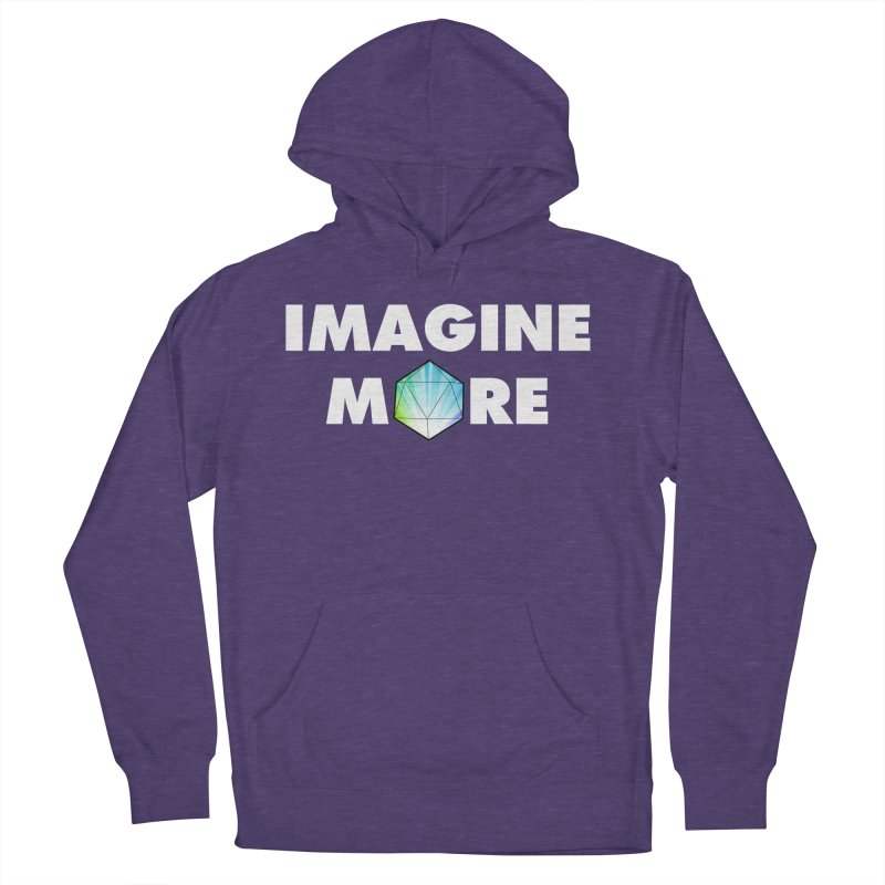 Imagine More Women's French Terry Pullover Hoody by My Shirty Life