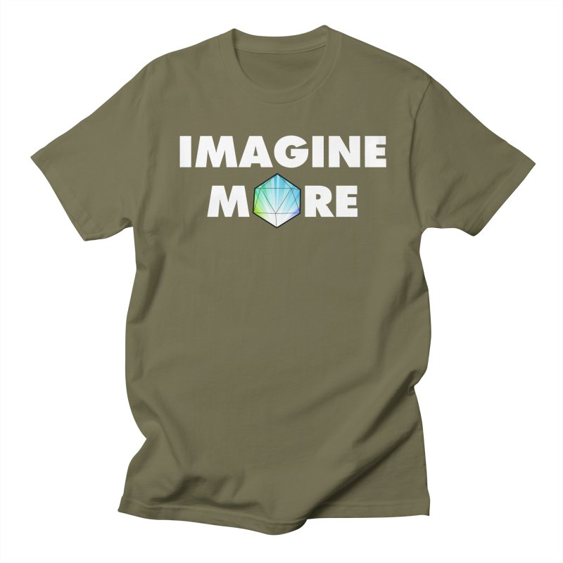 Imagine More Women's Regular Unisex T-Shirt by My Shirty Life