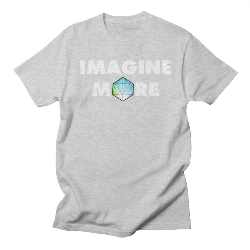 Imagine More Men's Regular T-Shirt by My Shirty Life