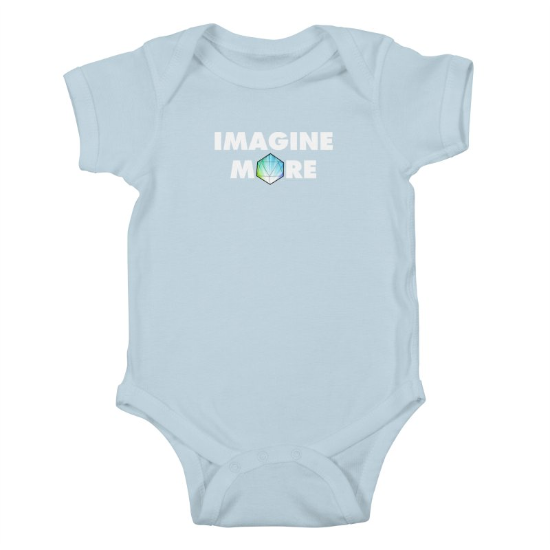 Imagine More Kids Baby Bodysuit by My Shirty Life