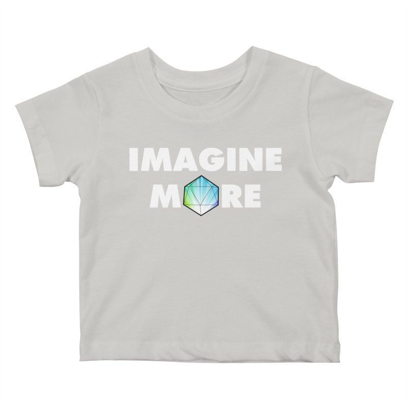 Imagine More Kids Baby T-Shirt by My Shirty Life