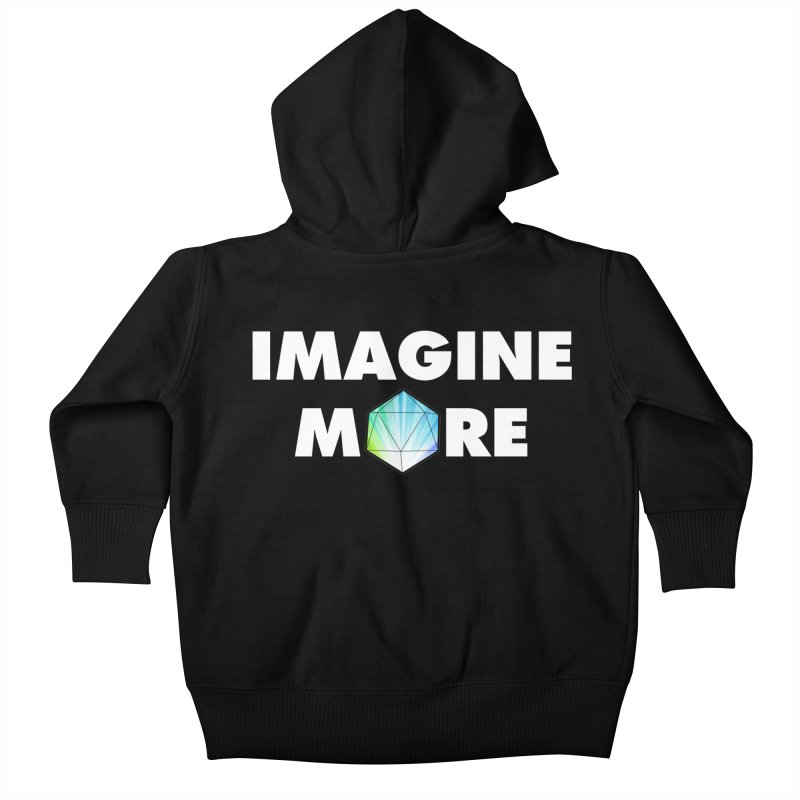 Imagine More Kids Baby Zip-Up Hoody by My Shirty Life