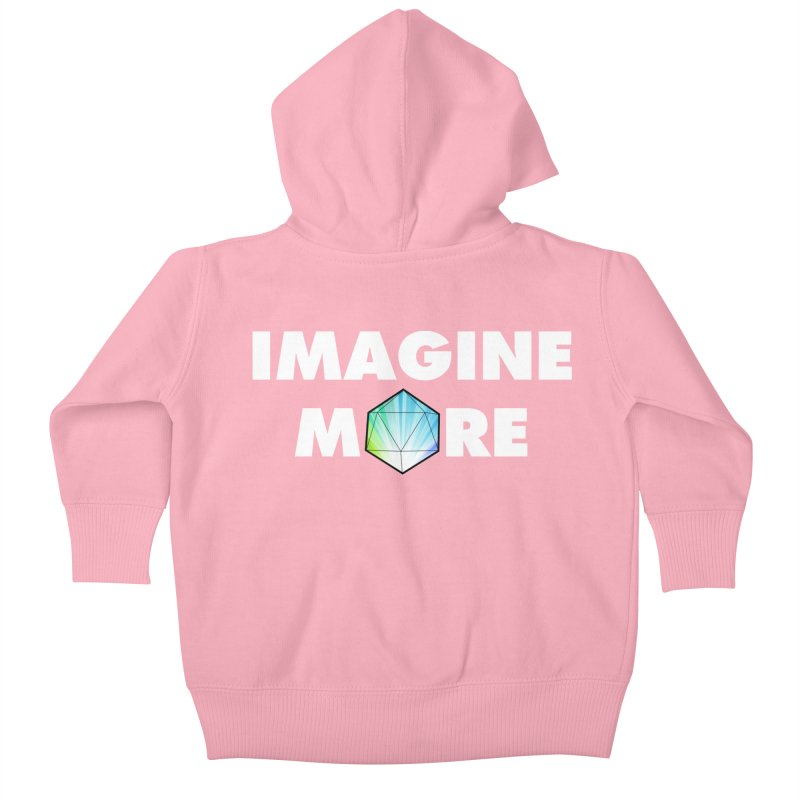 Imagine More Kids Baby Zip-Up Hoody by My Shirty Life