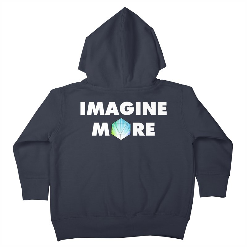 Imagine More Kids Toddler Zip-Up Hoody by My Shirty Life