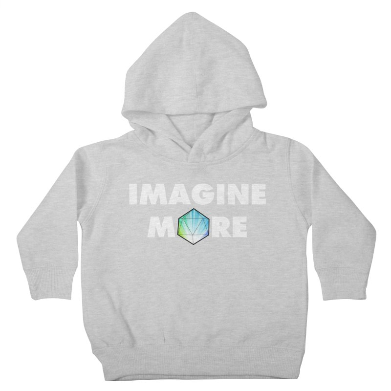 Imagine More Kids Toddler Pullover Hoody by My Shirty Life