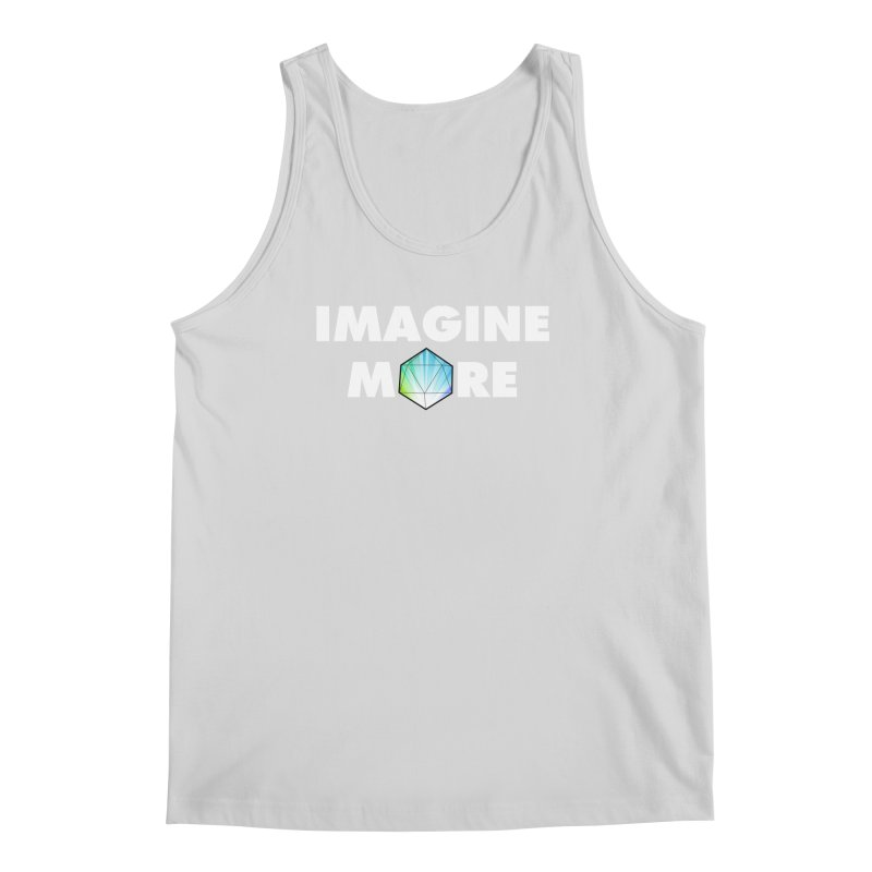 Imagine More Men's Regular Tank by My Shirty Life