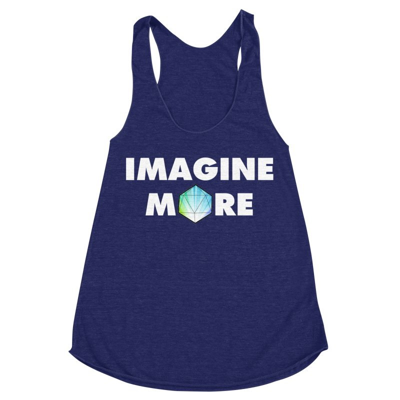 Imagine More Women's Racerback Triblend Tank by My Shirty Life